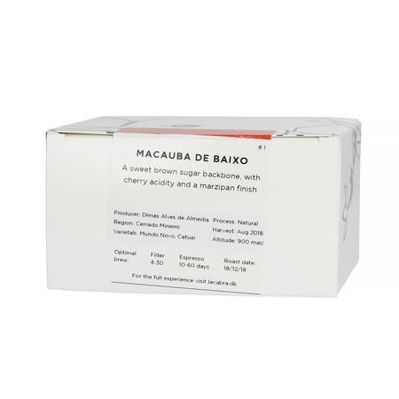 La Cabra - Brazil Macauba De Baixo