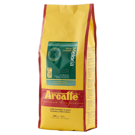 Set: Arcaffe Meloria 1kg 5 + 1 Free