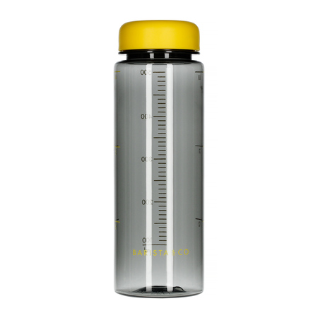 Barista & Co - Timer Measure Water Bottle - Yellow
