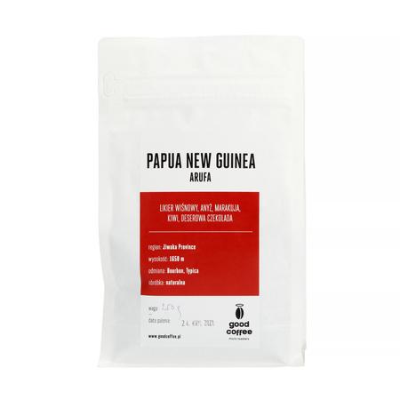 Good Coffee - Papua New Guinea Arufa