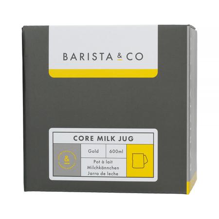 Barista & Co - Core Milk Jug Gold - 600 ml