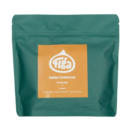 Figa Coffee - Colombia Isaias Cuetocue