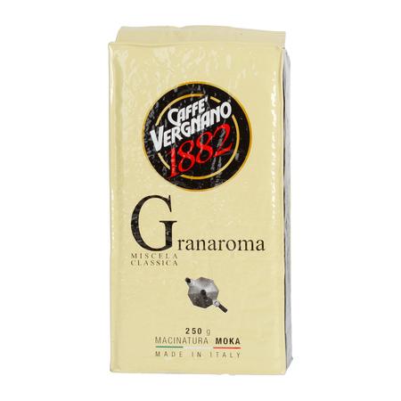 Caffe Vergnano - Gran Aroma - Ground Coffee 250g