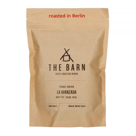 The Barn - Bolivia La Avanzada Filter