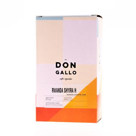 Don Gallo - Rwanda Shyra Honey
