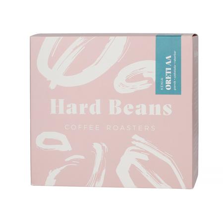 Hard Beans - Kenya Oreti AA