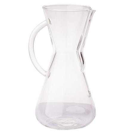 Chemex Coffee Maker Glass Handle - 3 cups