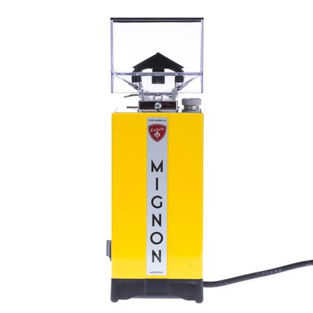 Eureka Mignon - Automatic grinder - Yellow