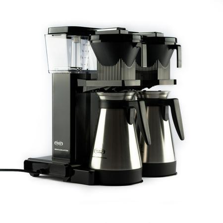 Moccamaster KBGT 20 Black - Filter Coffee Machine