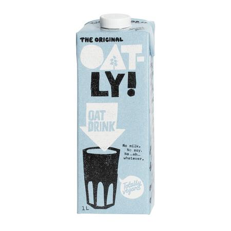 Oatly - Oat Drink 1L