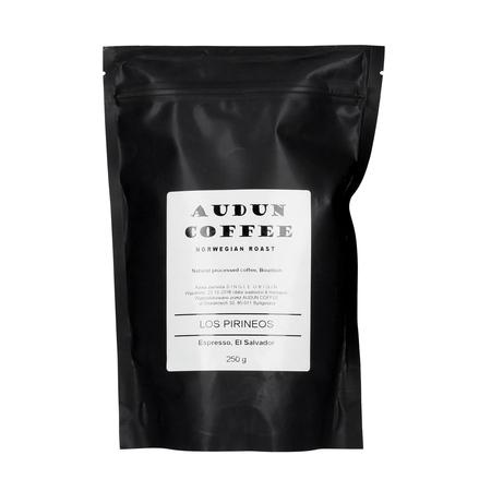 Audun Coffee - El Salvador Los Pirineos Espresso 250g
