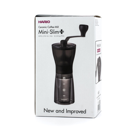 Hario Mini Mill Slim Plus - Hand Grinder