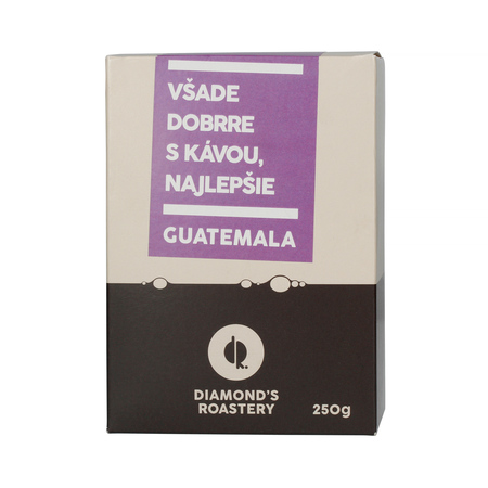 Diamonds Roastery - Guatemala La Lima