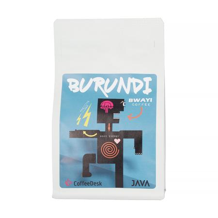 FILTER OF THE MONTH: Java - Burundi Bwayi