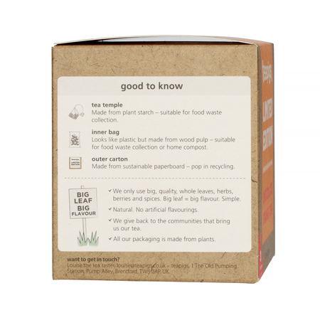 teapigs - Chocolate Orange - 15 tea bags