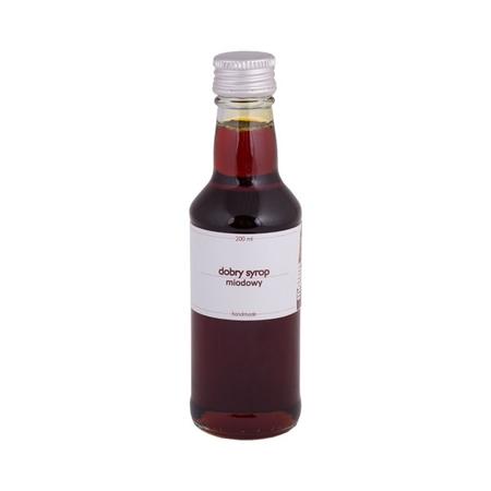 Mount Caramel Dobry Syrop / Good Syrup - Honey 200 ml (outlet)