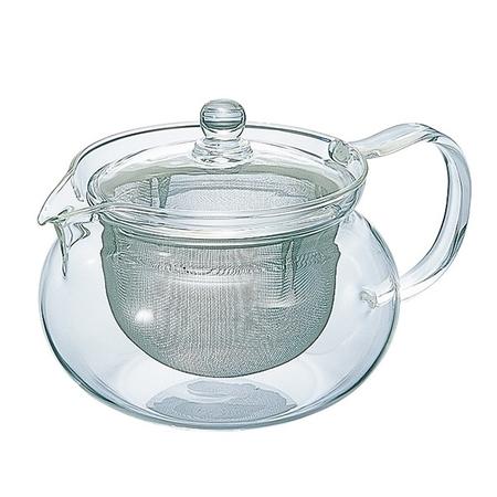 Hario Chacha Kyusu-Maru - 700ml Teapot