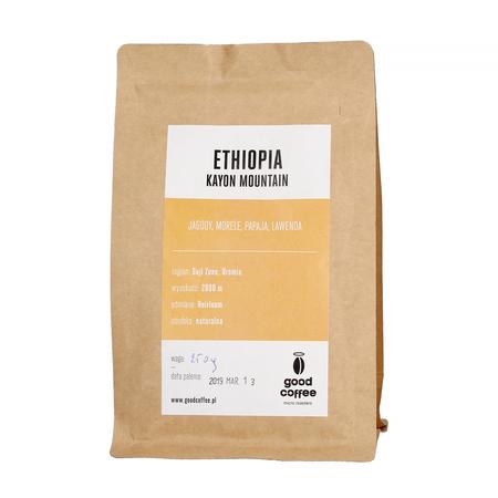 Good Coffee Micro Roasters - Ethiopia Kayon Mountain