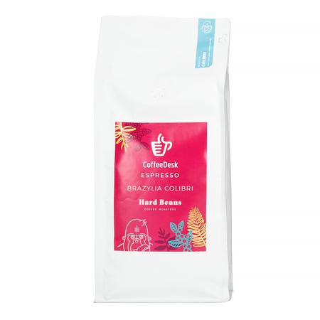 Hard Beans x Coffeedesk - Brazil Colibri Santos Espresso 1kg