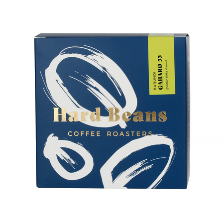 Hard Beans - Burundi Gaharo 55