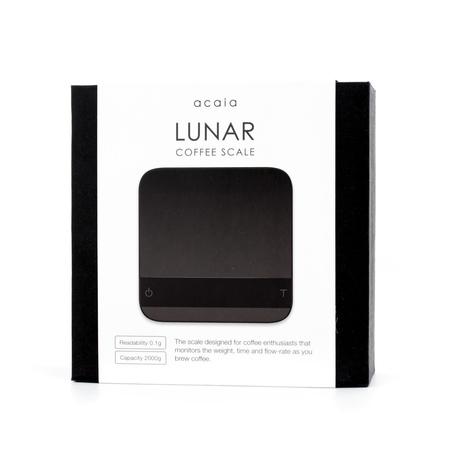 Acaia Lunar Black