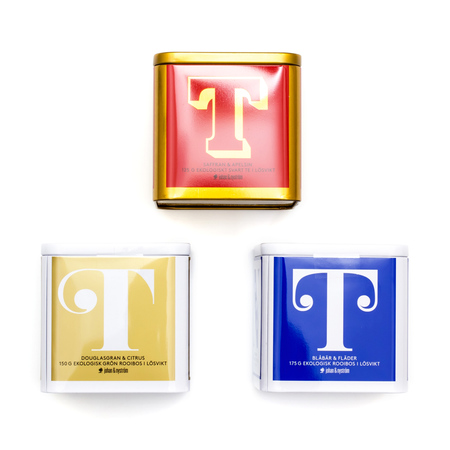 Set: T-TE Loose Tea