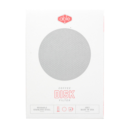 Able Disc Filter Standard - Filter for AeroPress Coffee Maker