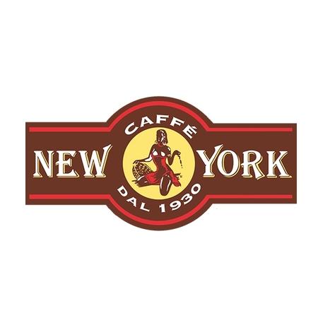 New York Lattina 100% Arabica Macinato Moka