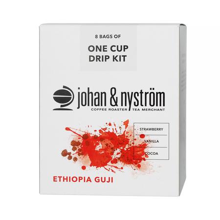 Johan & Nyström - Ethiopia Guji Drip Kit - 8 sachets