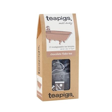 teapigs Chocolate Flake 15 Tea Bags