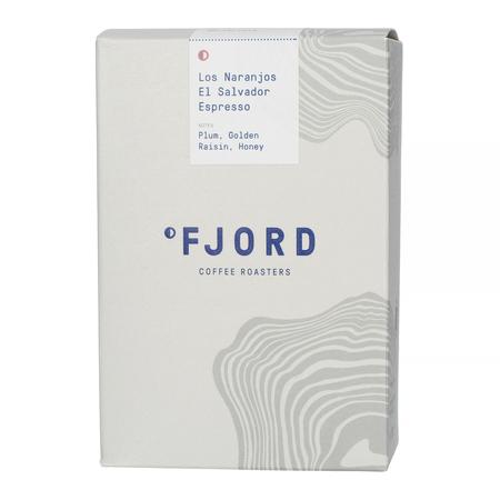 Fjord - El Salvador Los Naranjos Espresso