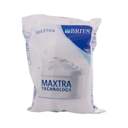 Brita Aluna XL - 3.5L white jug  +  4 Maxtra cartridges