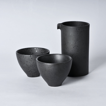 Loveramics Brewers - 150 ml Floral Tasting Cup - Basalt