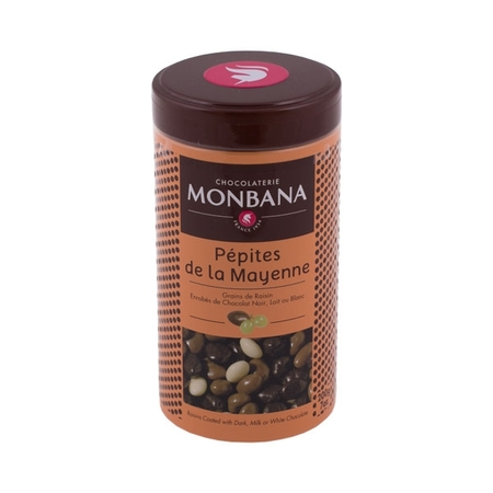Monbana Raisins Coated With Chocolate - Pepites De La Mayenne