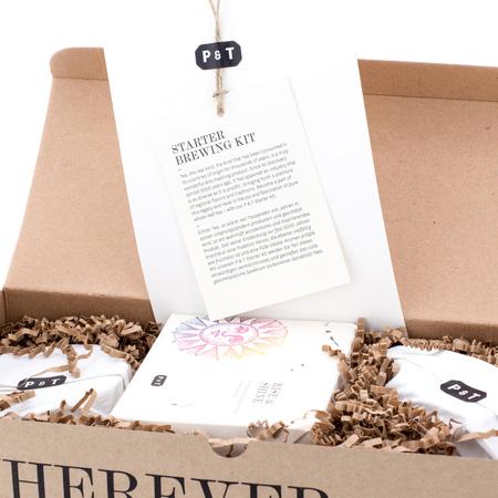Paper & Tea - Starter Kit