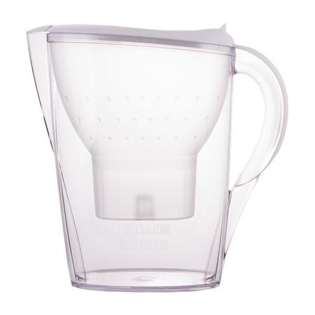 Brita Marella - 2.4L white jug  +  3 Maxtra cartridges