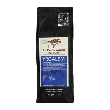 Le Piantagioni del Caffe - Ethiopia Yrgalem 500g