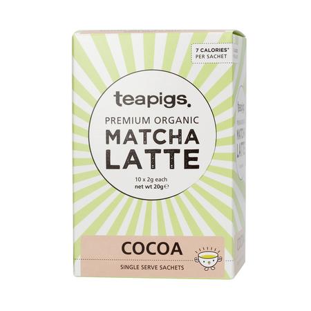 teapigs Matcha Cocoa Latte
