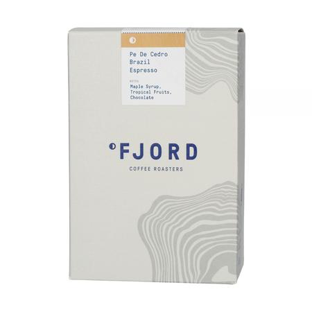 Fjord - Brazil Pe De Cedro Espresso 250g