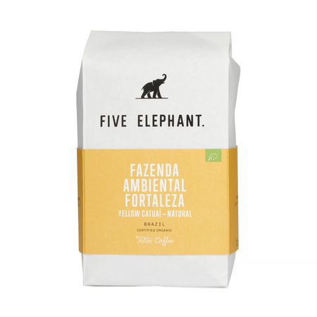 Five Elephant - Brazil Fazenda Ambiental Fortaleza Filter