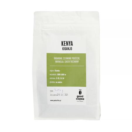 Good Coffee - Kenya Kiganyo Washed Filter