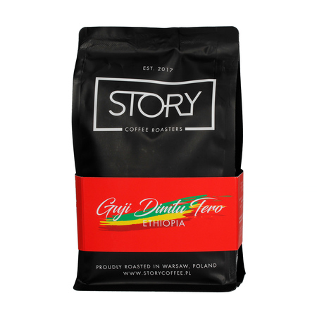 Story Coffee Roasters - Ethiopia Guji Dimtu Tero Farm