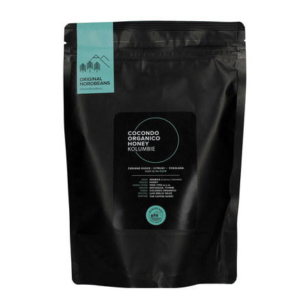 Nordbeans - Colombia Cocondo Organico Filter
