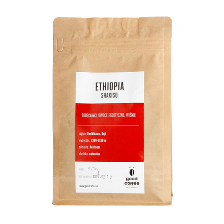 Good Coffee - Ethiopia Shakiso
