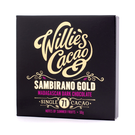 Willie's Cacao - Wonders of the World x 5 - 250g