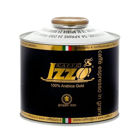 Izzo Gold 100% Arabica 1kg Can