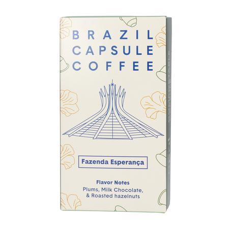 April Coffee - Brazil Fazenda Esperanca - 10 Capsules