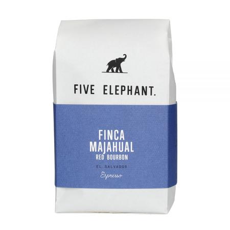 Five Elephant - El Salvador Finca El Majahual Red Bourbon Espresso