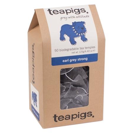 teapigs Earl Grey Strong  - 50 Tea Bags