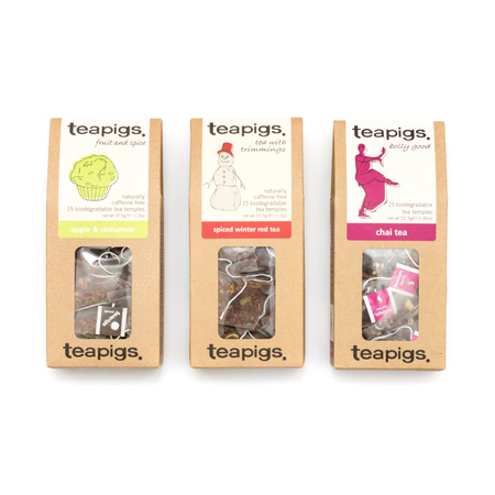 Set: Teapigs Tea